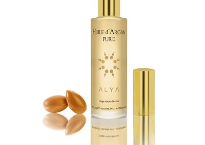 ALYA Cosmetics – Huile d'Argan